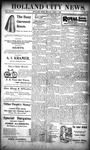 Holland City News, Volume 28, Number 12: April 7, 1899