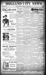 Holland City News, Volume 28, Number 13: April 14, 1899