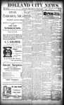 Holland City News, Volume 28, Number 14: April 21, 1899