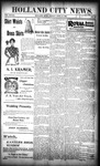Holland City News, Volume 28, Number 15: April 28, 1899