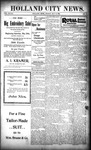Holland City News, Volume 28, Number 18: May 19, 1899