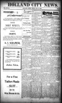Holland City News, Volume 28, Number 19: May 26, 1899