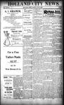 Holland City News, Volume 28, Number 20: June 2, 1899