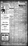 Holland City News, Volume 28, Number 23: June 23, 1899