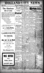 Holland City News, Volume 28, Number 24: June 30, 1899
