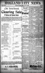 Holland City News, Volume 28, Number 25: July 7, 1899 by Holland City News