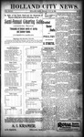 Holland City News, Volume 28, Number 26: July 14, 1899 by Holland City News