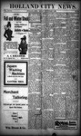 Holland City News, Volume 28, Number 34: September 8, 1899 by Holland City News
