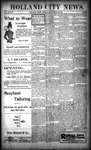 Holland City News, Volume 28, Number 36: September 22, 1899 by Holland City News