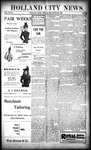 Holland City News, Volume 28, Number 37: September 29, 1899 by Holland City News