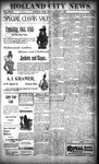 Holland City News, Volume 28, Number 38: October 6, 1899 by Holland City News