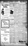 Holland City News, Volume 28, Number 39: October 13, 1899 by Holland City News