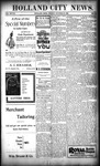 Holland City News, Volume 28, Number 41: October 27, 1899 by Holland City News