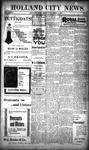 Holland City News, Volume 28, Number 45: November 24, 1899