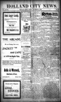 Holland City News, Volume 28, Number 50: December 29, 1899