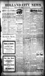 Holland City News, Volume 29, Number 2: January 26, 1900
