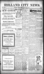 Holland City News, Volume 29, Number 4: February 9, 1900