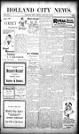 Holland City News, Volume 29, Number 5: February 16, 1900