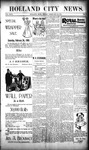 Holland City News, Volume 29, Number 6: February 23, 1900