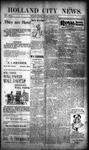 Holland City News, Volume 29, Number 8: March 9, 1900