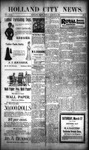 Holland City News, Volume 29, Number 9: March 16, 1900