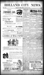 Holland City News, Volume 29, Number 11: March 30, 1900