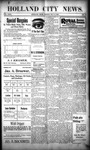 Holland City News, Volume 29, Number 18: May 18, 1900