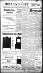 Holland City News, Volume 29, Number 19: May 25, 1900