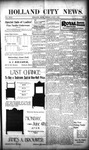Holland City News, Volume 29, Number 20: June 1, 1900