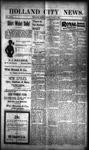 Holland City News, Volume 29, Number 22: June 15, 1900