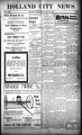 Holland City News, Volume 29, Number 26: July 13, 1900 by Holland City News