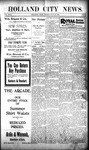 Holland City News, Volume 29, Number 27: July 20, 1900 by Holland City News