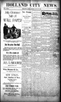 Holland City News, Volume 29, Number 28: July 27, 1900 by Holland City News