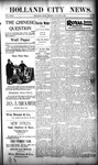 Holland City News, Volume 29, Number 29: August 3, 1900 by Holland City News