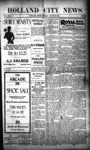 Holland City News, Volume 29, Number 32: August 24, 1900 by Holland City News