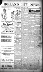 Holland City News, Volume 29, Number 36: September 21, 1900 by Holland City News