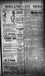 Holland City News, Volume 29, Number 37: September 28, 1900 by Holland City News