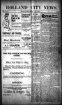 Holland City News, Volume 29, Number 39: October 12, 1900 by Holland City News