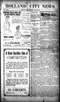 Holland City News, Volume 29, Number 44: November 16, 1900 by Holland City News