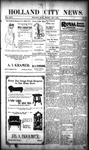 Holland City News, Volume 29, Number 47: December 7, 1900 by Holland City News