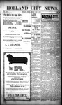 Holland City News, Volume 29, Number 49: December 21, 1900 by Holland City News
