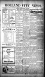 Holland City News, Volume 29, Number 51: January 4, 1901