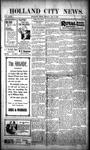 Holland City News, Volume 29, Number 52: January 11, 1901