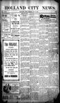 Holland City News, Volume 30, Number 1: January 18, 1901