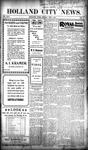 Holland City News, Volume 30, Number 3: February 1, 1901