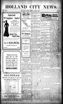 Holland City News, Volume 30, Number 4: February 8, 1901