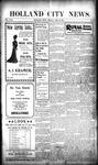Holland City News, Volume 30, Number 5: February 15, 1901