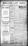Holland City News, Volume 30, Number 6: February 22, 1901