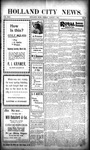Holland City News, Volume 30, Number 7: March 1, 1901