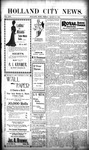 Holland City News, Volume 30, Number 9: March 15, 1901